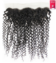 Indian (Shri) Human Hair Frontal (Jerry Curl)