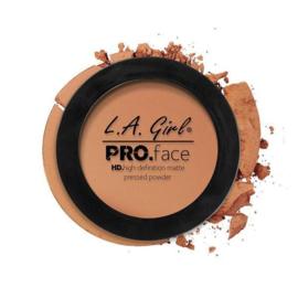 L.A. Girl HD Pro Face Pressed Powder - Warm Caramel (GPP612)