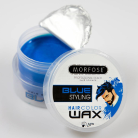 Morfose Haircolorwax - Blue 100ml