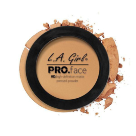 L.A. Girl HD Pro Face Pressed Powder - True Bronze (GPP611)