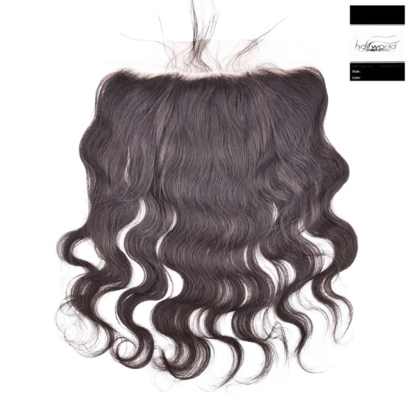 100% Virgin Hair Frontal (Body Wave)