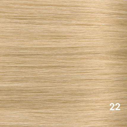 Wax Extensions (Steil) kleur #22