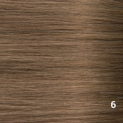 Wax Extensions (Steil) kleur #6