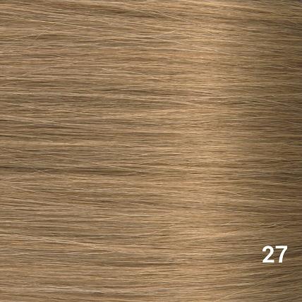 Wax Extensions 60-65cm (Steil) kleur #27