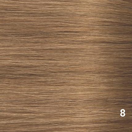 Wax Extensions (Steil) kleur #8