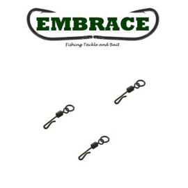 Embrace Flex Lock Ring Swivel mt 8 (10x)