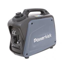 Powerkick 1200 i Outdoor Generator Blue Cover