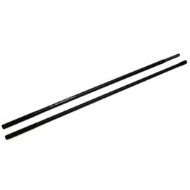 "Z-Fish Schepnet Steel 6"" 180cm 2 delig"