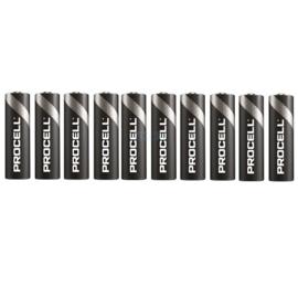 Batterij Duracell ProCell AA 10 STUKS Industrial