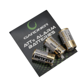Gardner ATTs Alarm Batteries 3 STUKS