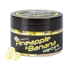 Dynamite Baits Fluro Wafter Pineaple & Banana 14mm