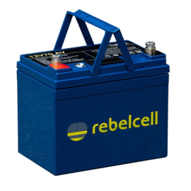 Rebelcell Ultimate 12V70 li-ion accu