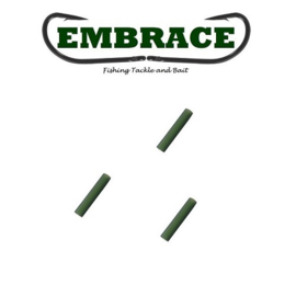 Embrace Silicone Sleeves Green (10x)