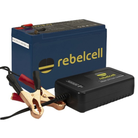 Rebelcell Ultimate 12V18 Pakket