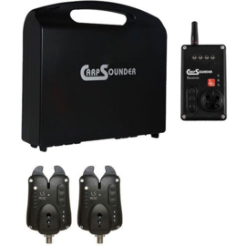 Carp Sounder ROC XRS Set 2+1+box