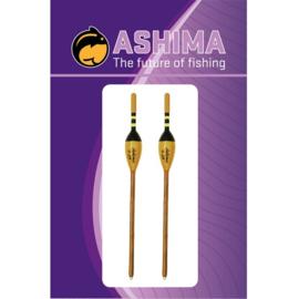 Ashima Dobber Carp Float 2 STUKS (Alle maten)