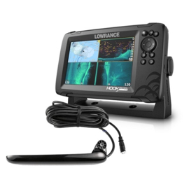 Lowrance Hook Reveal 7 Tripelshot Incl. Transducer