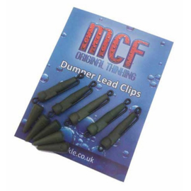 MCF Dumper Lead Clips MK2 Brown