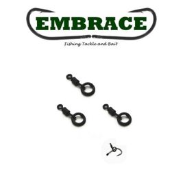 Embrace Micro Flex Hook Ring Swivels mt 20 (20x)
