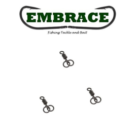 Embrace Flexi Double Ring Swivels mt 8 (10x)