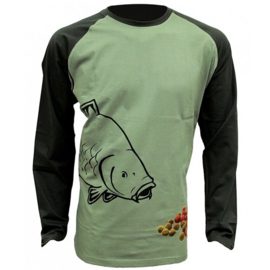 Carp Shirt  Long Sleeve (Alle maten)