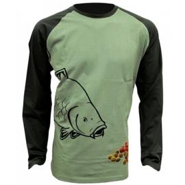 Carp Shirt  Long Sleeve (Alle maten)