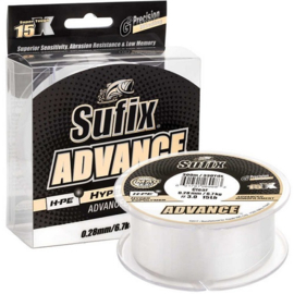 Sufix Advance G2 Clear 0.35 300mtr