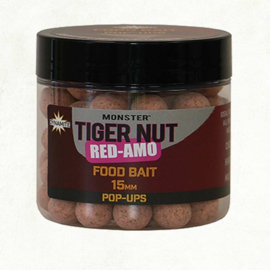 Dynamite Baits Popup Monster Tiger Nut  Foodbait Red Amo 15mm