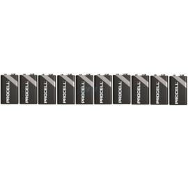 Batterij Duracell ProCell 9V 10 STUKS Industrial