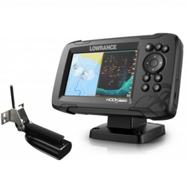 Lowrance Hook Reveal 5 Splitshot Incl. Transducer