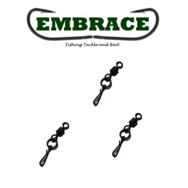 Embrace Flex Link Ring Swivel mt 8 (10x)