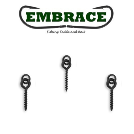 Embrace Bait Screws Flex 15mm (10x)