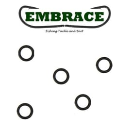 Embrace Round Ring 4mm (20x)