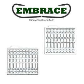 Embrace Bait Extender Kit Clear 2 STUKS