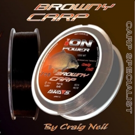 Awa-S Browny Carp 0.350 Ion Power