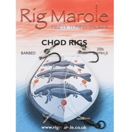 Rigmarole Chod Rig 6 Barbed