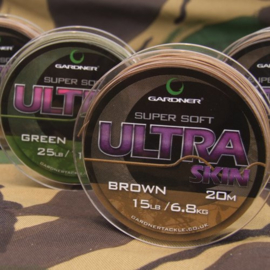 Gardner Ultra Skin Super Soft 25LB Brown
