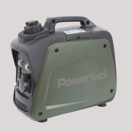 Powerkick 800 i Outdoor Green cover