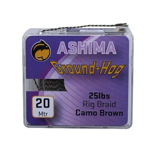 Ashima Ground-Hog 25LBS Camo Brown