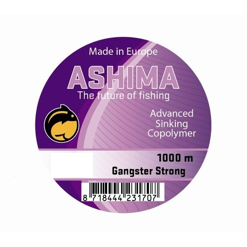 Ashima Gangster Strong Sink 1000mtr 0.35 Clear