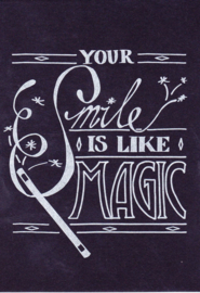 Your smile is...