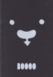 Ansichtkaart 'Boooo'