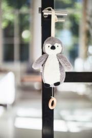 Jollein - Muziekhanger - Pinguïn - Storm Grey