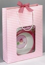 Babygeluk -'Mijn eerste servies' - roze