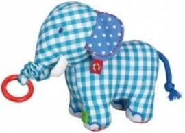 Baby geluk - Trek olifantje