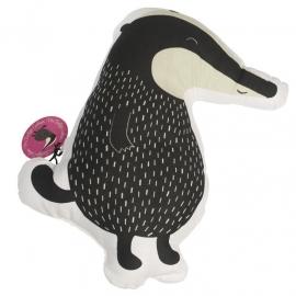 Rex - Kussen Mr. Badger