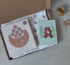 brievenbus liefs - Moon & Stars