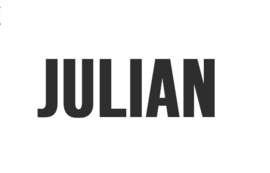 Sticker 'Julian'