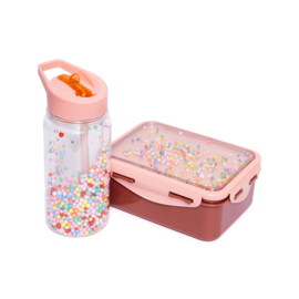 Petit Monkey - Lunchbox -Popsicles - Desert rose