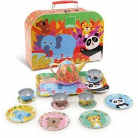 Vilac -  Jungle speelgoed Theeservies